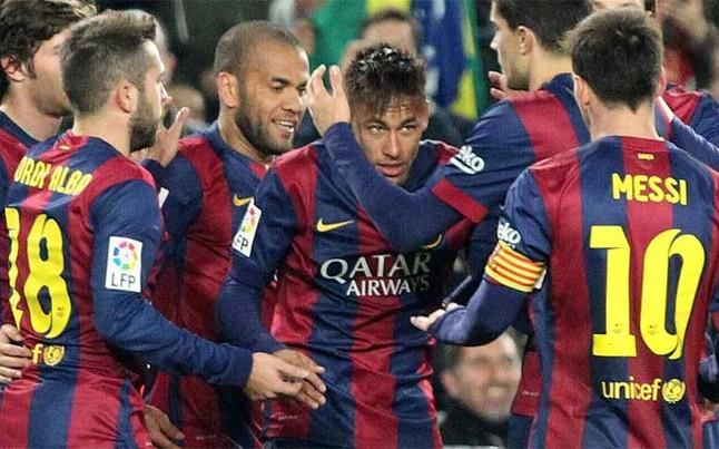 El Barça presentará su once más potente frente al Atlético de Madrid