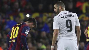 Benzema comparte un récord con Leo Messi