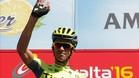 Alberto Contador finaliz� la Vuelta a Espa�a ene l cuarto lugar de la general