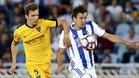 Diego Llorente será compañero de Mikel Oyarzabal las próximas cinco temporadas