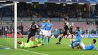 El exazulgrana Adriano abri� el marcador para el Besiktas