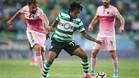Gelson Martins, jugador del Sporting Lisboa