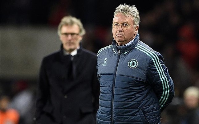 "Hiddink sigue viendo la eliminatoria ""al 50 por ciento"""