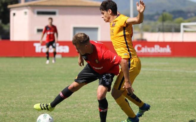 Los blaugrana superaron con sacrificio al Mallorca B