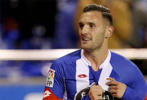 Deportivo reject Arsenal bid for Lucas Perez