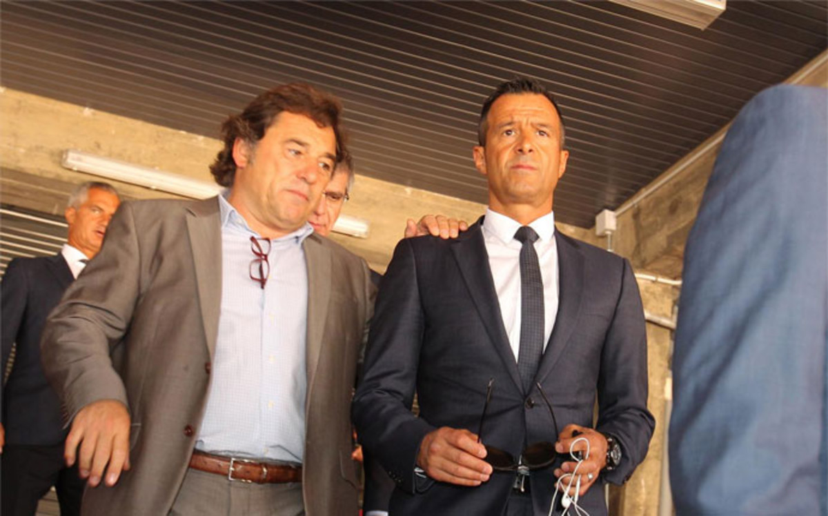 Mendes vuelve al Camp Nou