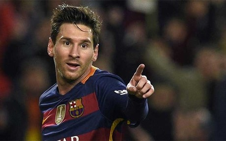 Messi podr�a jugar en China seg�n Eriksson