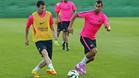 �Ser� capaz Mart�n Montoya de frenar a Leo Messi?