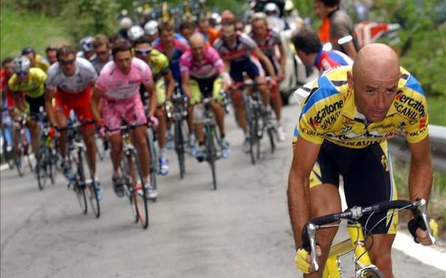 Pantani conquist� el Giro y el Tour de 1998 consiguiendo nada menos que ocho etapas en cada una de las pruebas.