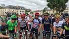 El pelotón de colombianos del Tour'2017