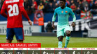 Samuel Umtiti se consolida como el nuevo 'kaiser' del FC Barcelona