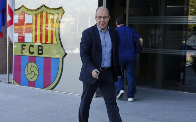 El FC Barcelona viaja a Doha para negociar con Qatar Airways