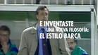 El emotivo video que el Barça dedicó a Johan Cruyff