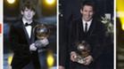 Messi podría sumar su quinto Balón de Oro en 2014