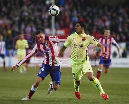 صور : مباراة أتليتيكو مدريد - برشلونة 2-3 ( 28-01-2015 )  1422483145865