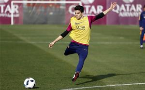 Marc Bartra, defensa del FC Barcelona