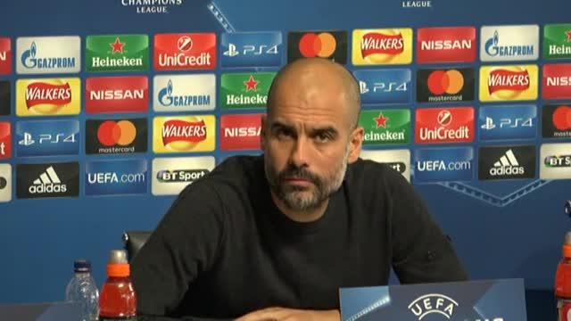 Guardiola: Saludé a Cesc en el vestuario