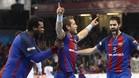 El Barça buscará una nueva victoria en la Liga ASOBAL