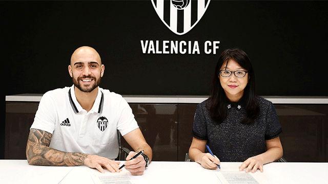 Zaza jugará cedido en el Valencia