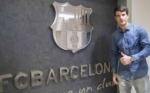 Pablo Álvarez será azulgrana hasta 2021