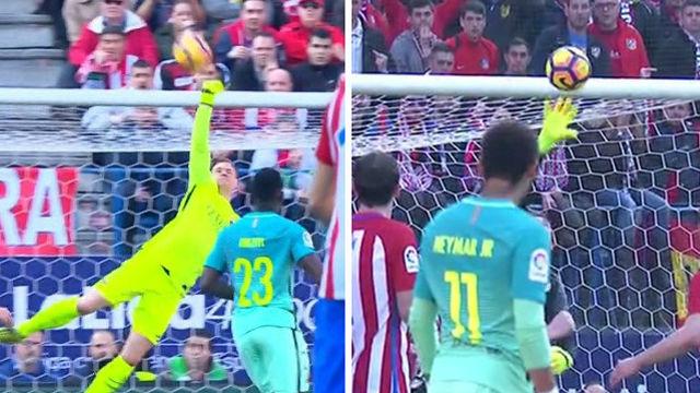 Video resumen: Duelo de paradas entre Oblak y Ter Stegen en el Atlético - FC Barcelona (1-2)