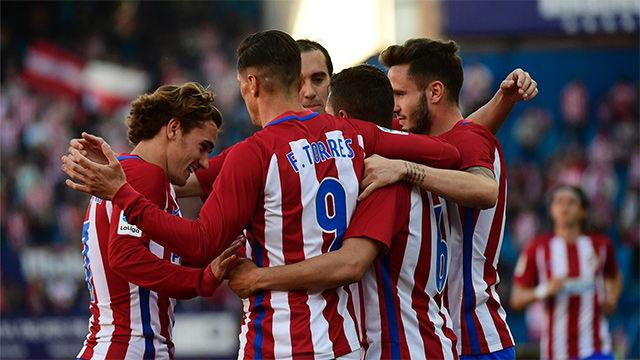Video resumen del Atlético Madrid - Sevilla (3-1) - LaLiga Santander - Jornada 28