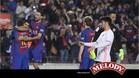 El Barça derrotó al Valencia con una MSN en estado pletórico