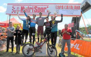 La Copa Catalana en Cervià de les Garrigues fue un éxito