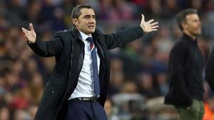 Ernesto Valverde cuenta con una gran experiencia en los banquillos. Está en la elite desde la temporada 2003-04