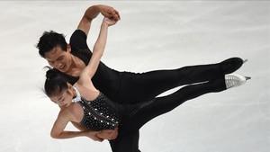 La pareja de Corea del Norte participará en los Juegos de Invierno