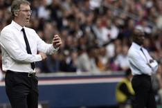 Blanc sabe que el Bar�a ser� el rival m�s fuerte del grupo F de Champions