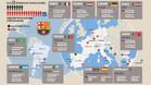 El éxodo de los jugadores del Barça con sus selecciones