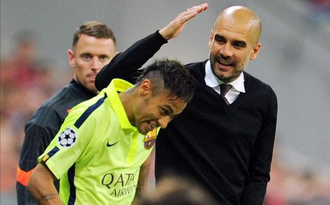 """Neymar: """"Me encantar�a trabajar con Guardiola"""""""