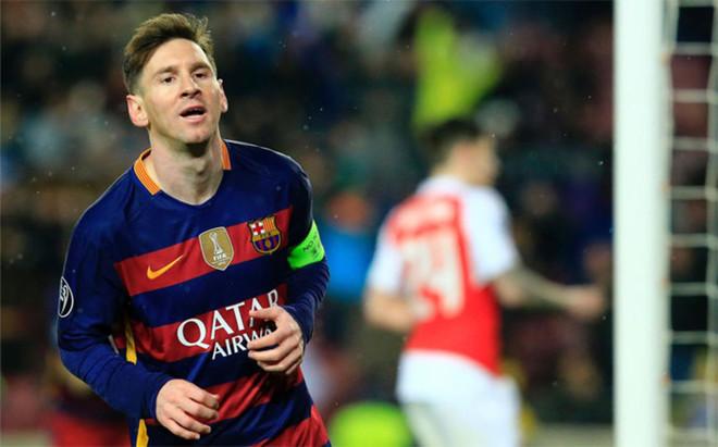 Messi es el futbolista que m�s camisetas ha vendido