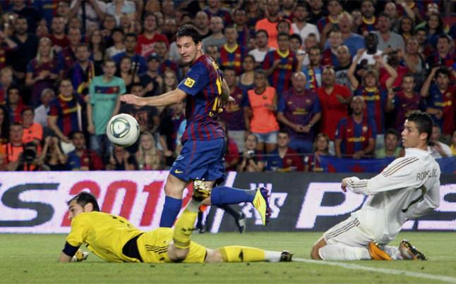 Messi salv� al f�tbol