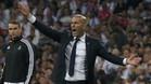 Zidane se grad�a y pasa el corte del 30 de junio