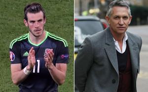 Gareth Bale y Gary Lineker fueron de los primeros en felicitar a Andy Murray