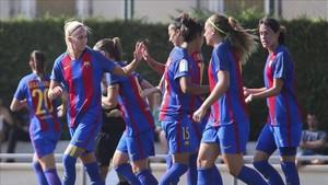 El femenino del FC Barcelona sigue con su racha de imbatibilidad a pesar del empate