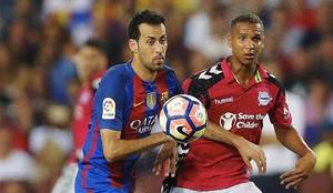 El Barcelona y el Alavés disputan la final de la Copa del Rey