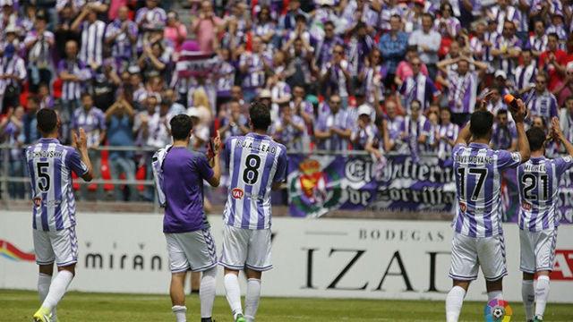 Video resumen Valladolid - Getafe (1-0). Jornada 40, Liga 1|2|3 2016-17
