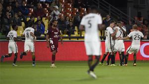 Falcao volvió a dar los tres puntos al Mónaco