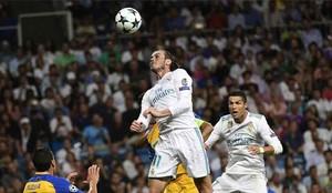 Bale fue pitado en el Real Madrid - APOEL