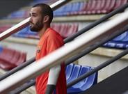 Aleix Vidal vuelve a una lista de convocados tras haber estado 41 d�as fuera
