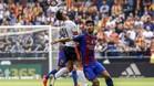 El titular Andr� Gomes tuvo un discreto regreso a Mestalla