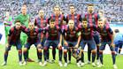 El FC Barcelona, el equipo con el once de gala m�s caro de LaLiga