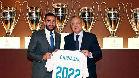 Carvajal renueva con el Real Madrid hasta 2022