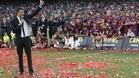 La celebración del FC Barcelona, en imágenes