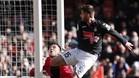 David López, que marcó el gol de Mestalla, arrastra problemas físicos