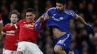Diego Costa salv� de la derrota al Chelsea en tiempo a�adido