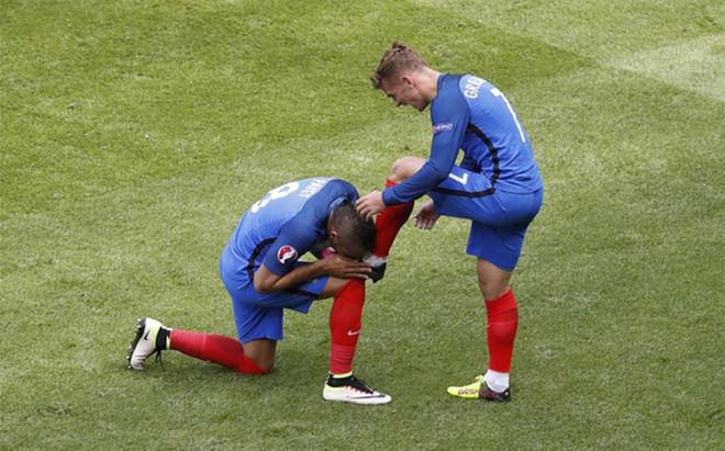Griezmann decidi� el partido para Francia con dos goles